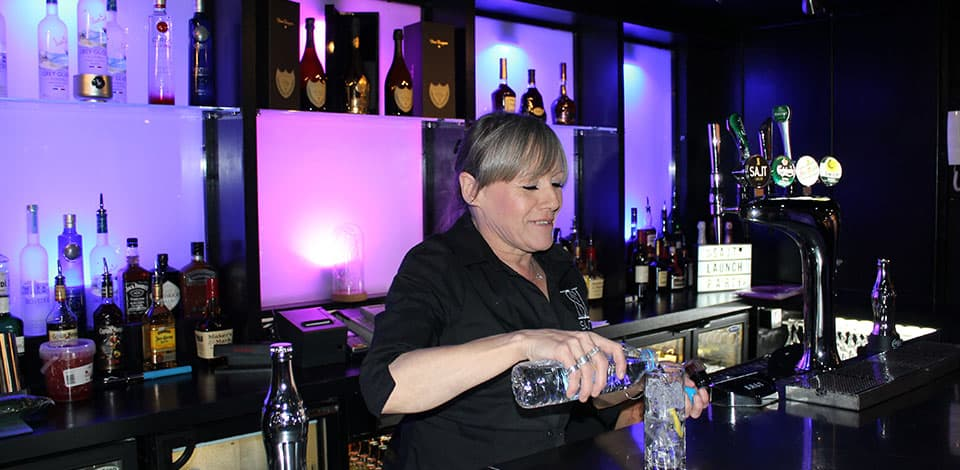 Serve The Best Drinks By The Best staff